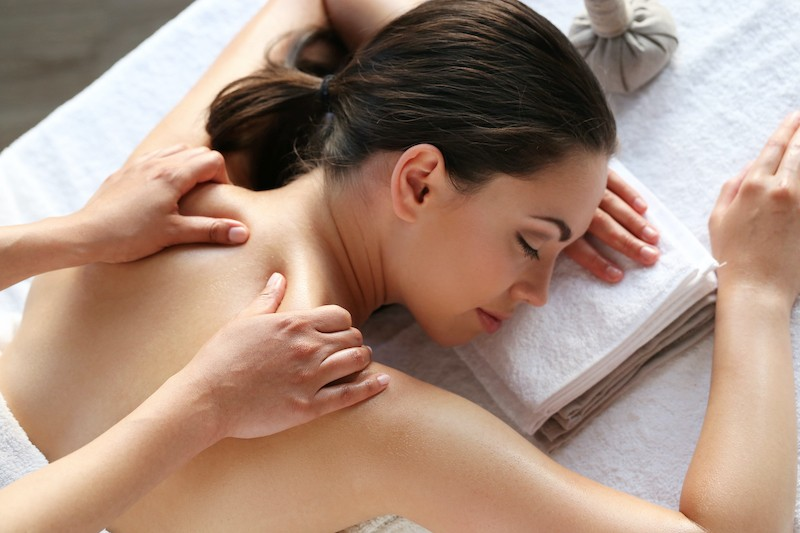 Aromatherapy Massage Singapore